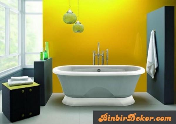 Sarı Duvar Renkleri