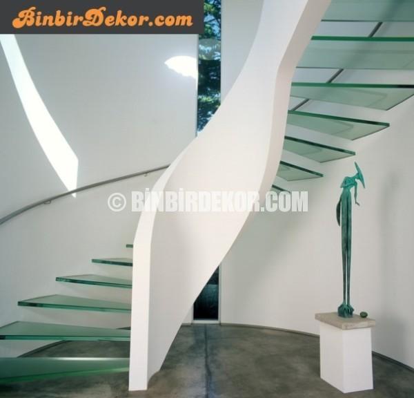 merdiven dekorasyonu