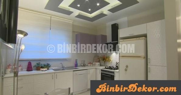 Evim Şahane mutfak tezgahı tasarımları