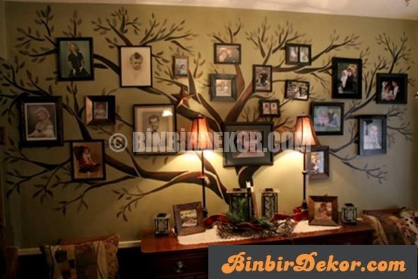 Duvarlarınızı foto galeriye dönüştürün