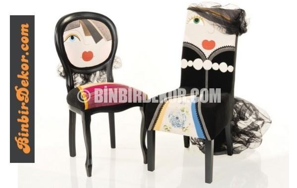 ilginç sandalye tasarımları irina neacsu