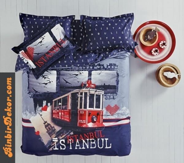 Karaca Home İstanbul  Nevresim Takımı