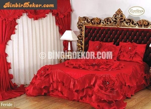 muhteşem yüzyıl yatak örtüsü evelina_6