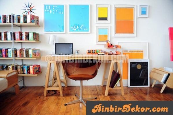 yaratıcı home ofis dekorasyonları_3
