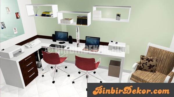 yaratıcı home ofis dekorasyonları_6
