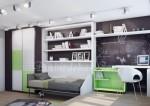 çocuk odası duvar kağıdı kara tahta