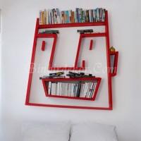 çocuk odası duvar rafı modelleri