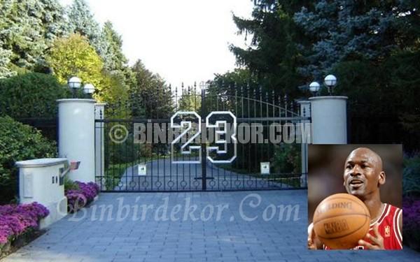 Michael Jordan'dan satılık malikane