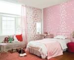kız çocuk odası duvar kağıtları