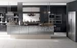 krom mutfak dolapları prene