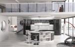 oval mutfak tezgahı prene fransa