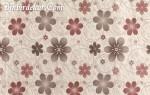 çiçekli halı merinos verda