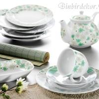 37 parça kahvaltı takımları kütahya porselen