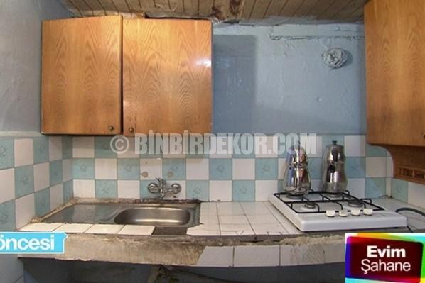 Evim Şahane'deki en kötü mutfaklar