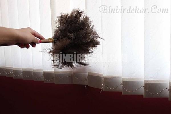 Stor Perde temizliği nasıl yapılır ?
