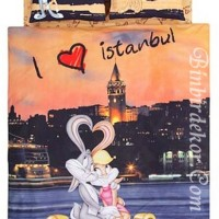 Bugs Bunny And Lola 130,00 TL