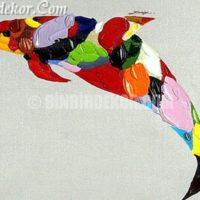 yağlı boya tablo çeşitleri balık