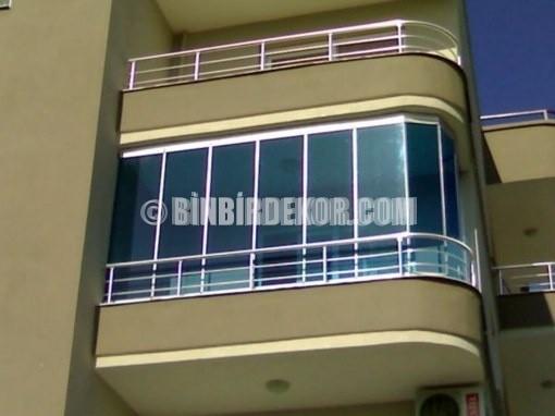 2014 katlanır cam balkon modelleri (Albert Genau)