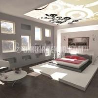 duvar nişi modelleri yatak odası › Binbir Dekor
