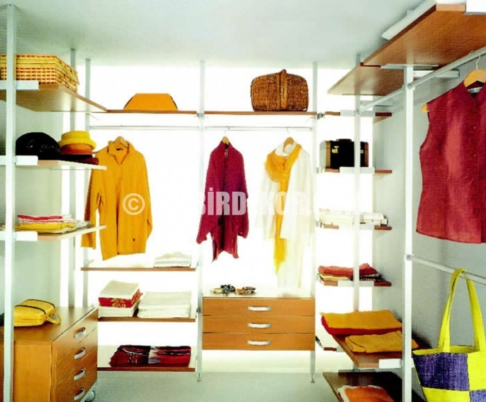 Giyinme Odası Önerileri Görselleri
