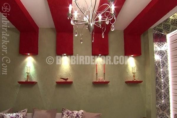 Evim Şahane Dekorasyon Örnekleri (Video-Klip)