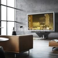 Tv Arkası Duvar Kağıtları - Dekorasyon Dünyası