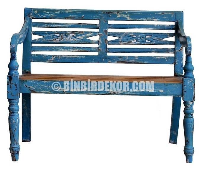 Renkli ve eskitme mobilyalar, GÖRMELİSİNİZ !..