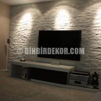 Tv Arkası Duvarlar Nasıl Olmalı? › Ev Dekorasyon Fikirleri ...