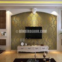 tv arkası dekorasyon modelleri › Evim Şahane Dekorasyon Örnekleri