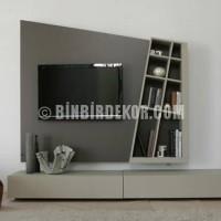 TV Arkası Dekorasyonu | Yapı Dekorasyon 360