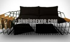 Fonksiyonel minimal kanepe tasarımı (Şule Koç)