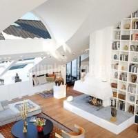 ... Çatı Katı Dekorasyonları çatı-katı-dekorasyonu (7) – Evde Son