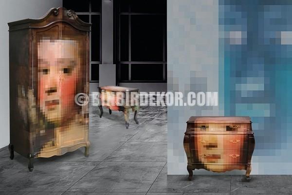 Piksel Mobilyaları GÖRDÜNÜZ MÜ ?