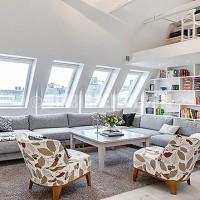 ... Duygular Eşliğinde Çatı Katı Dekorasyonları   Evde Son Trend