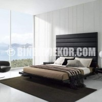 Exotic Gorgeous And Charming Bedroom Decoration Idea With Elegant Iron ...