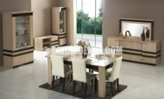 İpek Mobilya 2014 Yemek Odası Modelleri Fiyatları