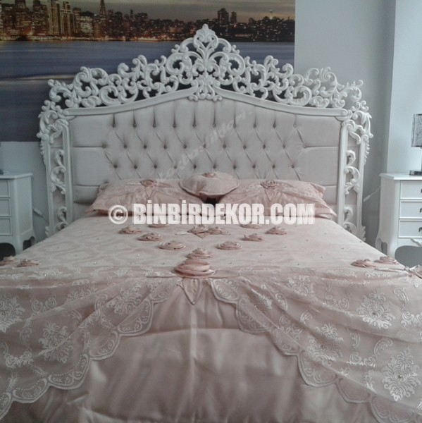 En Güzel Yatak Başlıkları Cennet
