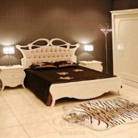 Avangard Yatak Odası