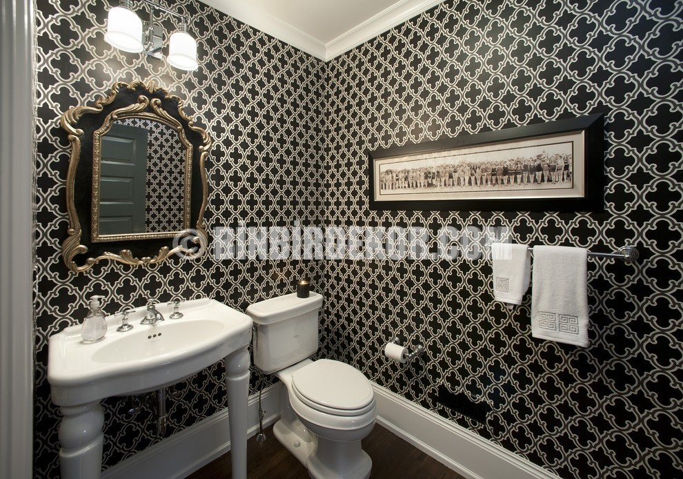 2014 Banyo Duvar Kağıdı Modelleri Görselleri