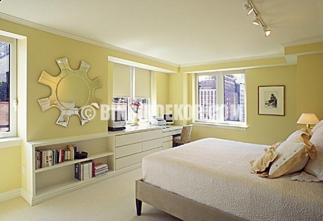Yatak Odası Ayna Dekorasyonu
