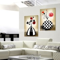 üçlü duvar boyama yemek odası duvar resimleri resimleri ...