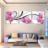 yatak odası oturma odası kanepeler üçlü resim çerçeve duvar ...