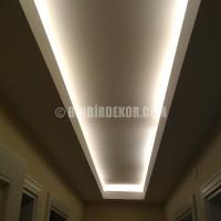 koridor asma tavanlar