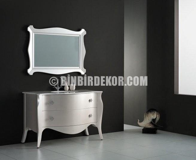 Şahane Avangard Banyo Mobilyaları