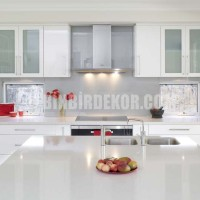 Glossy white kitchen 3 » White Kitchen Designs