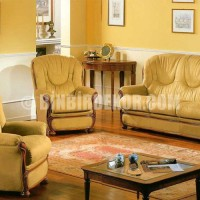 Living Room with Italian Style Decoration 880 Living Room With Italian ...