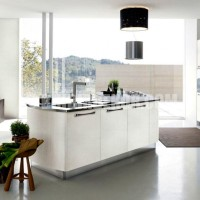 Cozy White Color Italian Kitchen Design listed in: Ikea Kitchen ...
