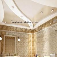 banyo tavan çalışması KOD.002