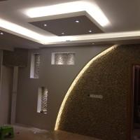 Güzel Alçı dekorasyon - asma tavan bölme duvar - karton piyer - karton piyer Fotoları