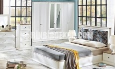 Doğtaş'tan Country Tarzı Yatak Odası